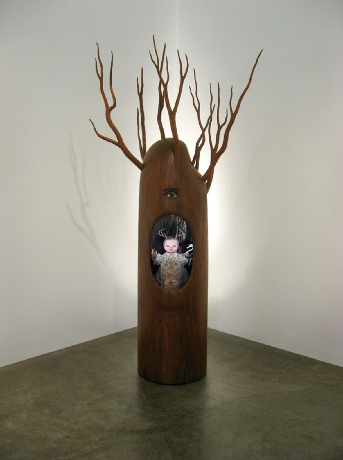 Mark ryden the tree show cernunnos 672006