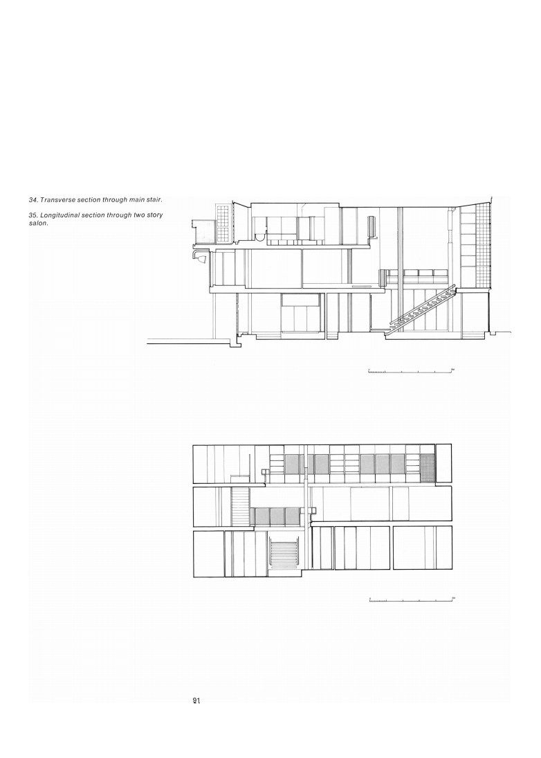 Pin by itomit on dip11 axonometric drawing architecture Maison de verre paris visite