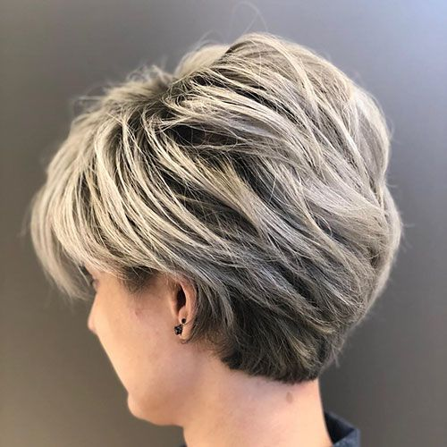 35+ Schöne Pixie Frisuren für Frauen | Trend Bob Frisuren 2019 #longpixiehaircuts