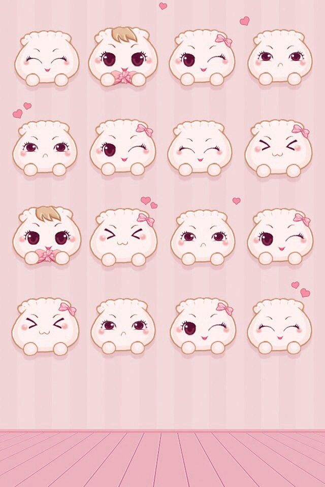IPhone Icon Wallpaper So Cute