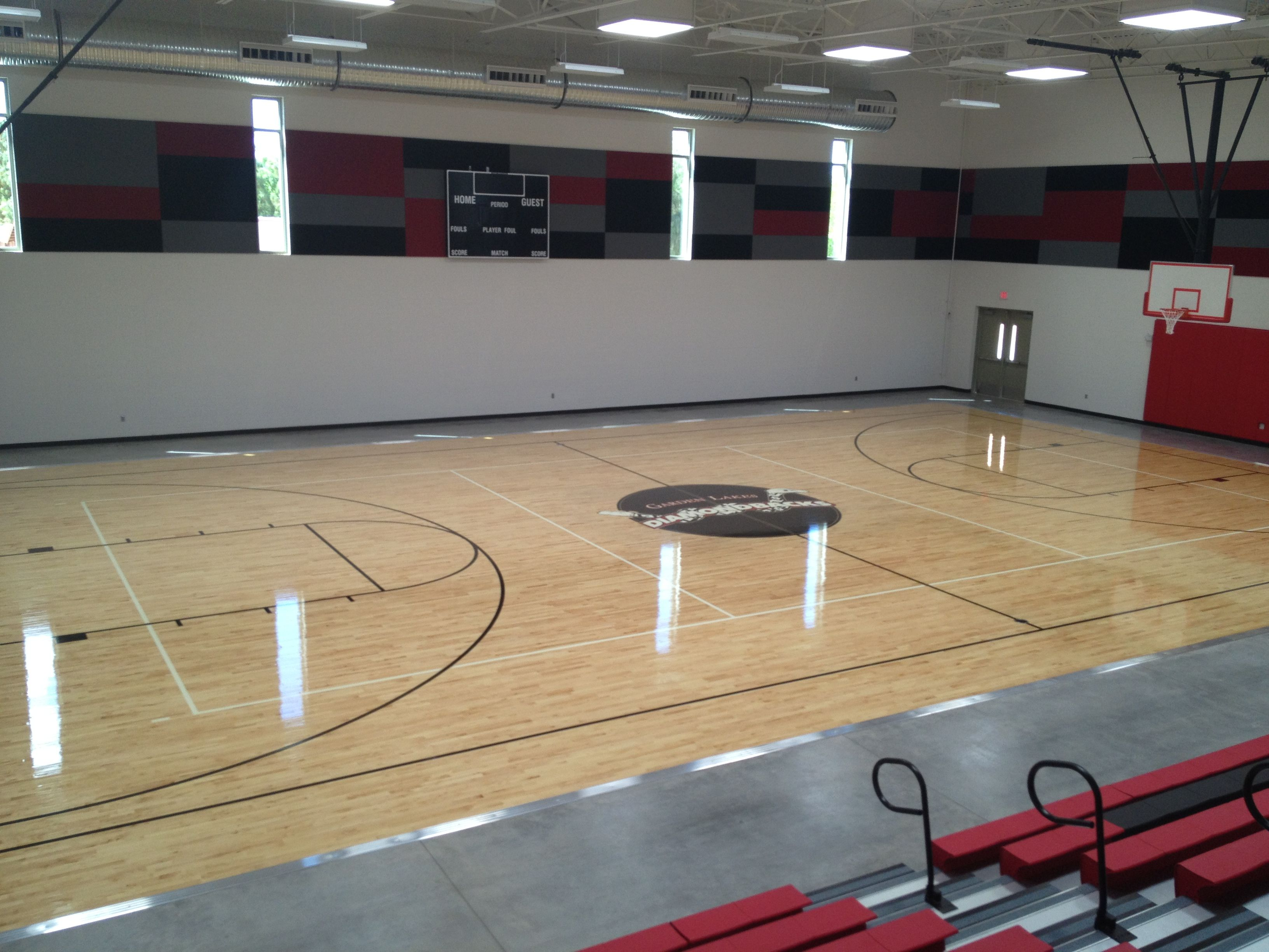 Garden Lakes Elementary School Avondale Arizona Commercial And Gym Floors Pinterest