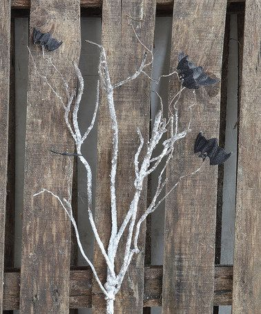 Bats & Branches Accent Décor #zulily #zulilyfinds