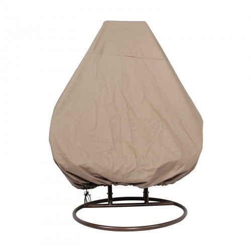 Rattan Garden Furniture Cover Wicker Hanging Swing Chair Cover Winter Cover is part of Winter garden Furniture -