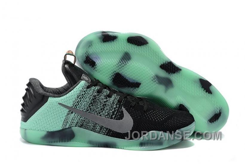 Nike Kobe 11 AllStar Green GlowBlack Glow In The Dark For Sale Online New