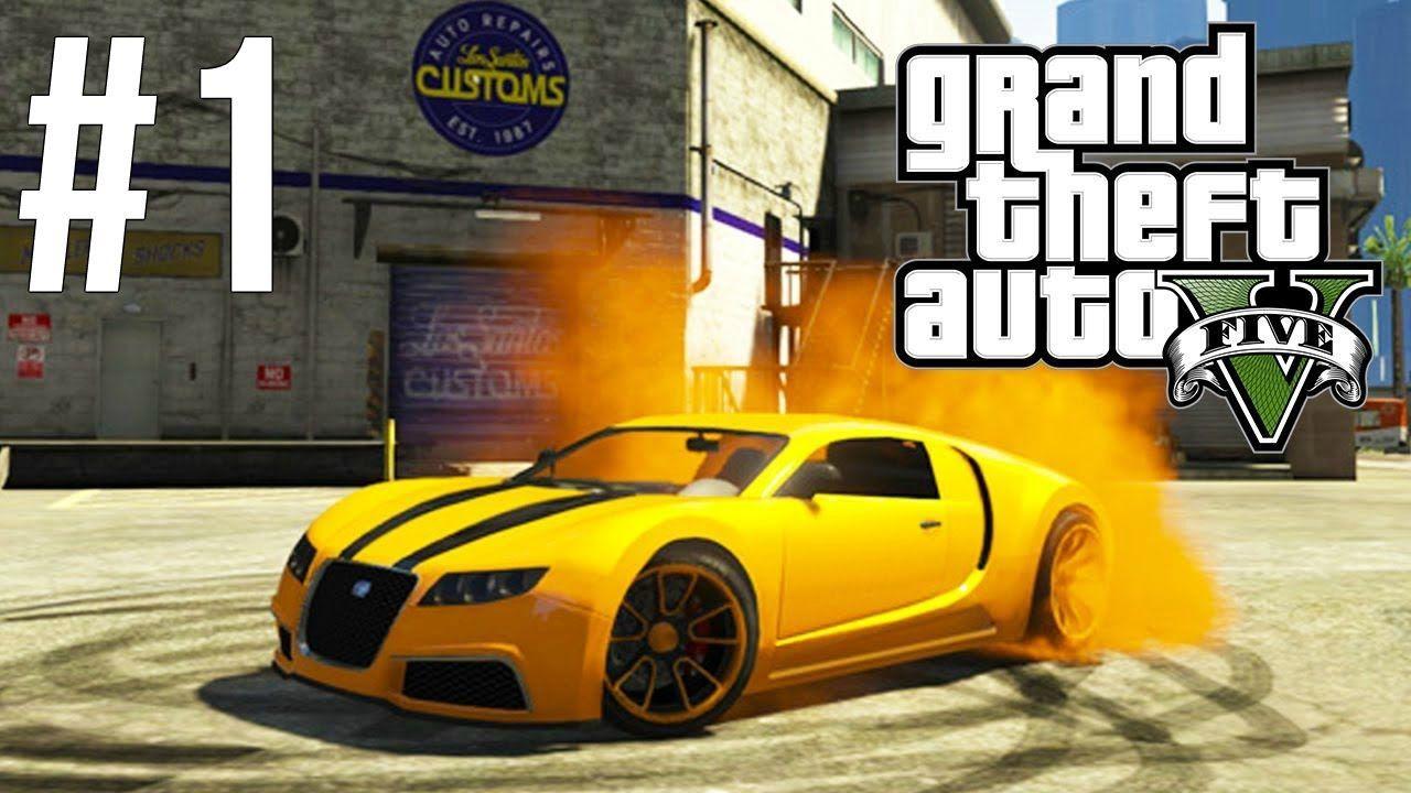 gta5 OP JE MUIL! GTA 5 ONLINE 1 YouTube Gta cars