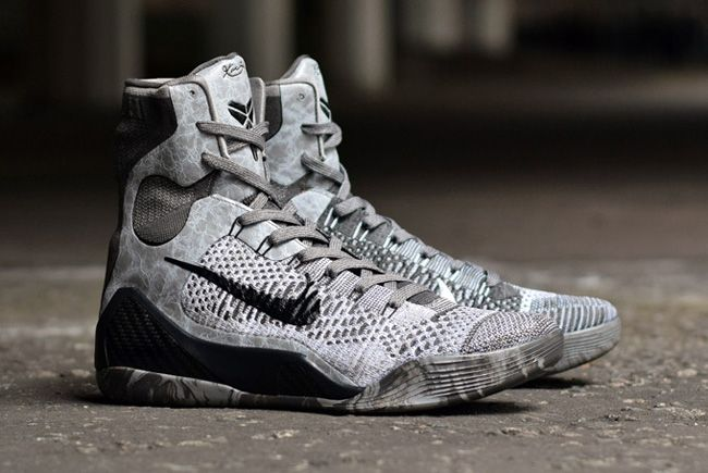 release date: 31676 4ce5c Following on the Inspiration and Perspective drops, the Nike Kobe 9 Elite  is getting ready to drop in its  Detail  colorway. Styled in marbled visual  textu