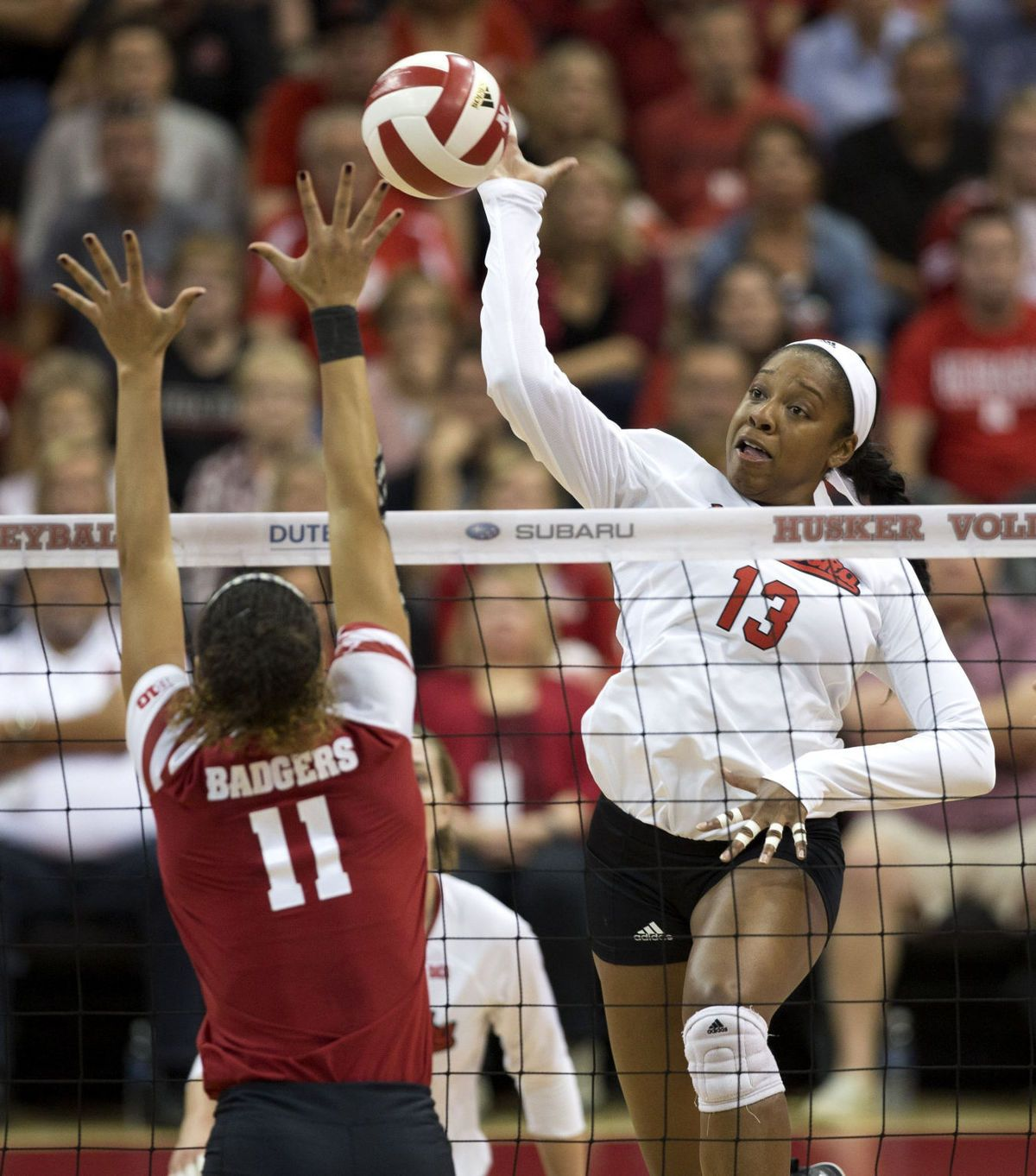 Big Ten Proving Its Worth In Ncaa Volleyball Tournament Big Ten Volleyball Tournaments Volleyball