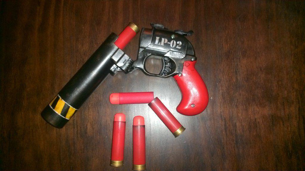 Nerf Flare Gun