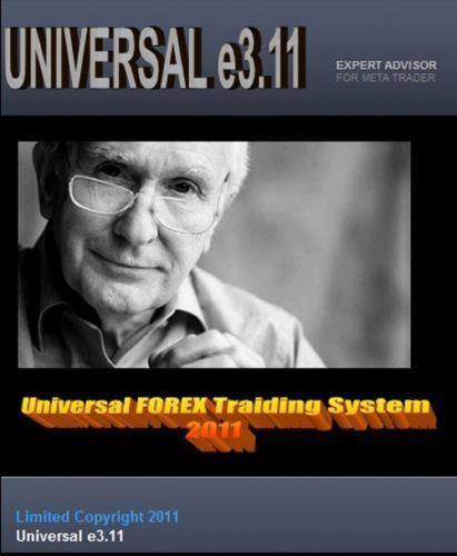 11 38 Universal E3 11 1200 Profit Forex Trading System Ea