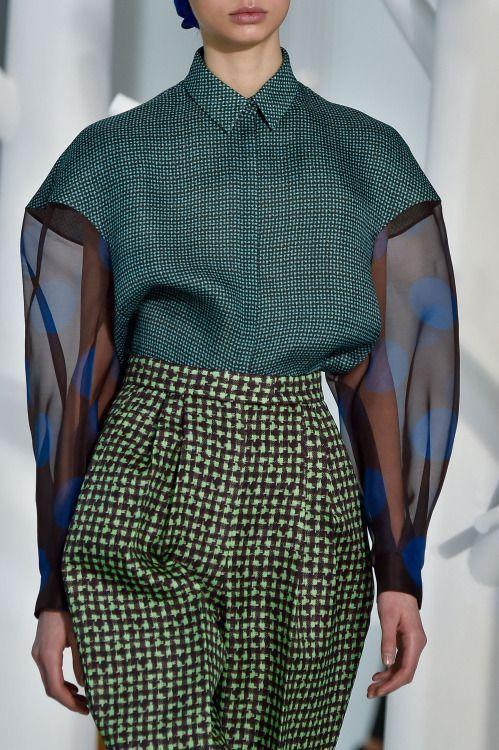 Delpozo détaille l'automne / hiver 2015-16, la fashion week de New York - #chemise #de #Delpozo #détaille #Fashion #hiver #La #lautomne #Week #York #fashion2015