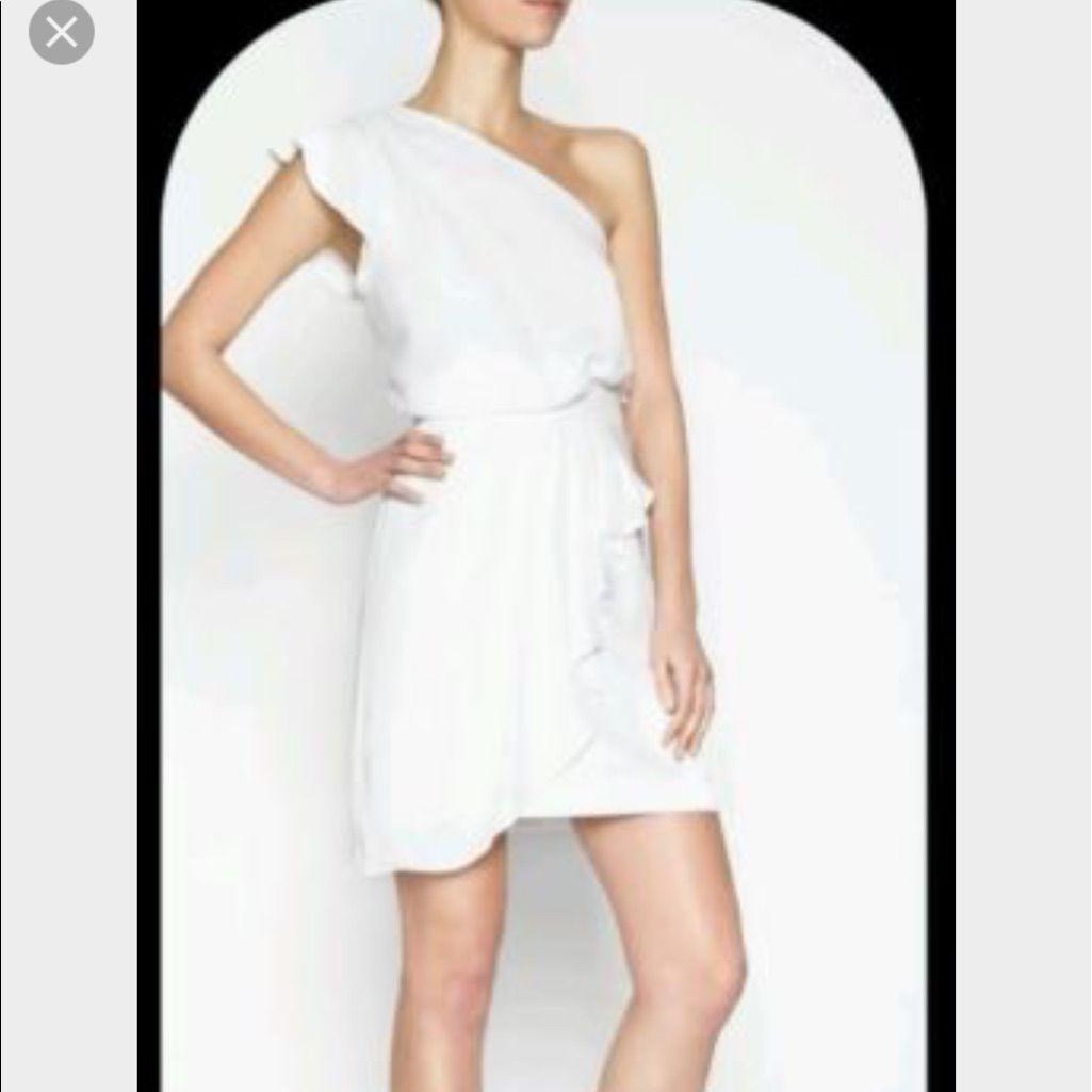 Price Drop!Bcbggeneration One Shoulder Dress