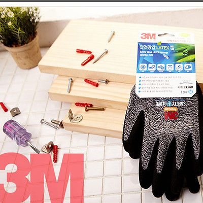 made in korea Size M-10pair New NITEX Nitrile Foam coated safety work gloves