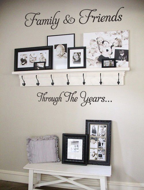 Through the Years Wall Decal | Home | Pinterest | Entrada, Marcos y ...