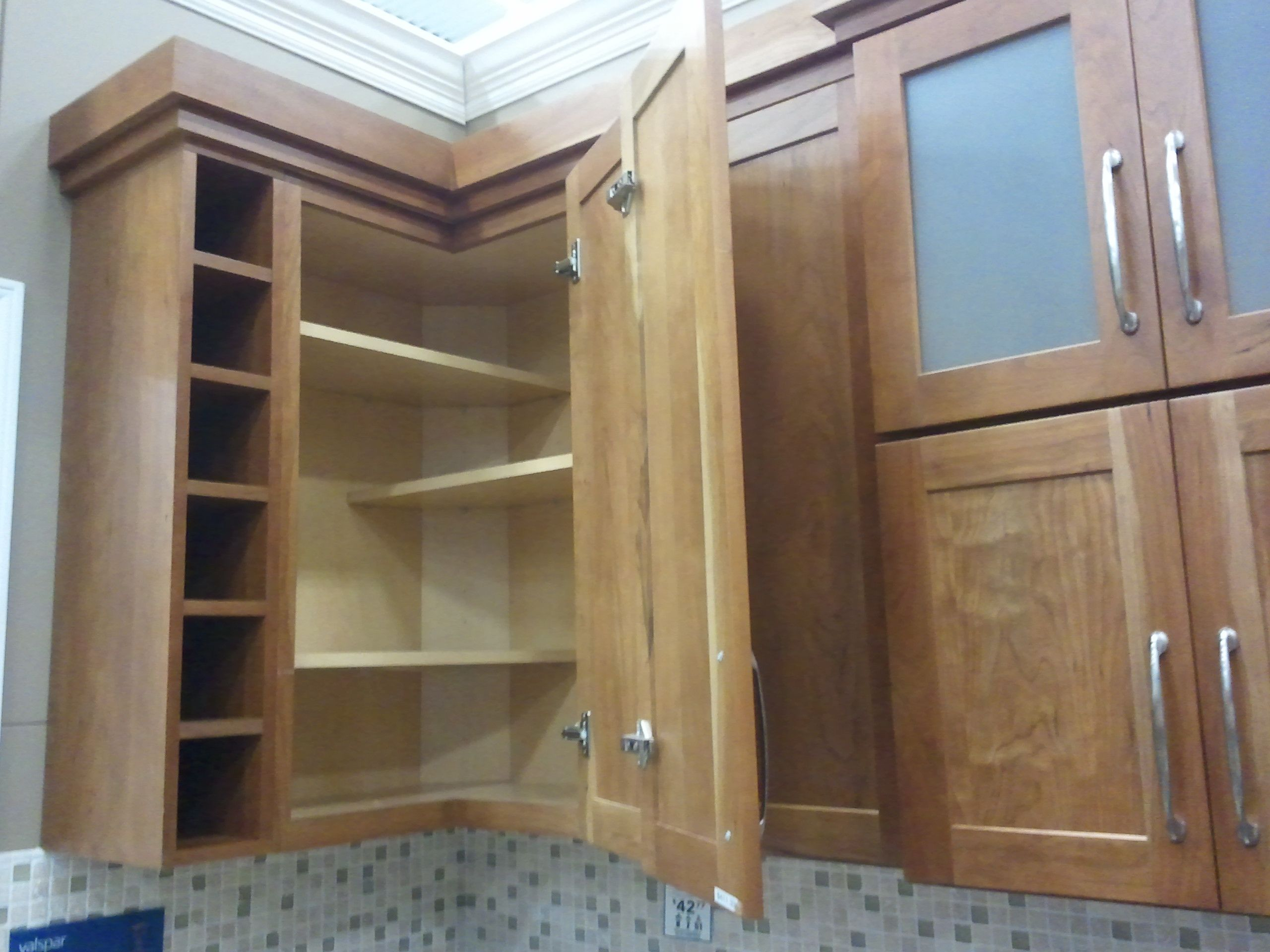 a of ideas storage with lazy cabinet corner to susan how kitchen inspiration build