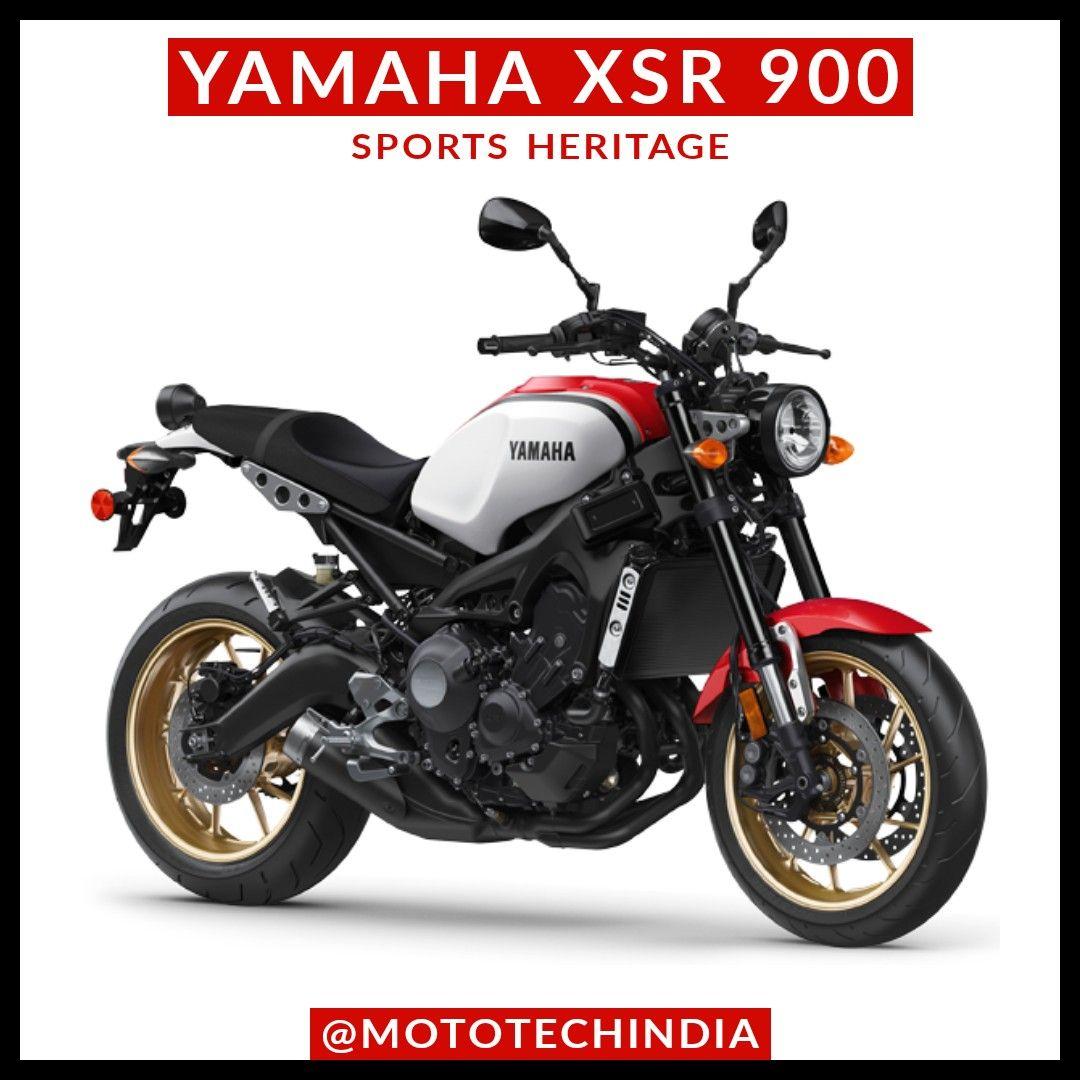YAMAHA XSR 900 in 2020 Yamaha, Yamaha sport, Yamaha rx 135