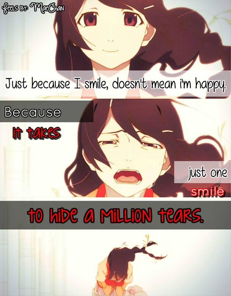 True W Anime Bakemonogatari