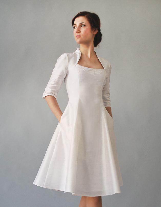N.O.R.M.A Brautkleid | Brautkleid, Wedding dress und Silhouetten