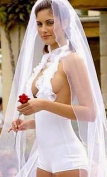popular: los 17 vestidos de novia más atrevidos de la historia. ¿wtf