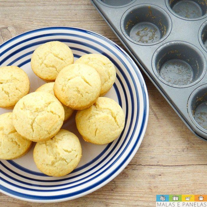 Receita: Muffin Simples e Perfeito