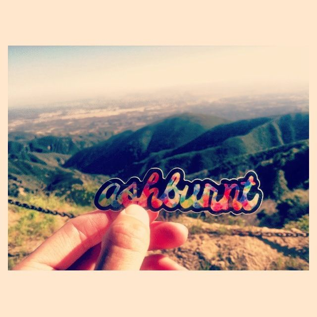 #ashburnt #nature #mother #nature #sticker #love #pictureoftheday #picture #photo #polaroid #mountains #landscape