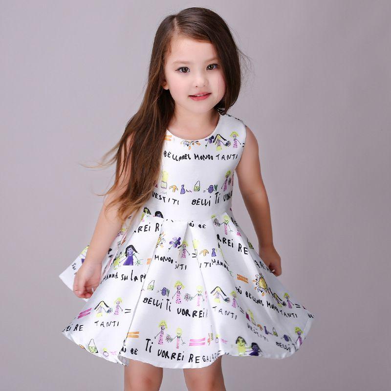 $25.92 (Buy here: https://alitems.com/g/1e8d114494ebda23ff8b16525dc3e8/?i=5&ulp=https%3A%2F%2Fwww.aliexpress.com%2Fitem%2F2016-Summer-Dresses-Girls-Kids-3-10-11-12-Years-Milan-Creations-Cute-Teenager-Party-Dresses%2F32660290695.html ) 2016 Summer Dresses Girls Kids 3-10 11 12 Years Milan Creations Cute Teenager Party Dresses Fashion Spain Kids Clothes Spodnica for just $25.92