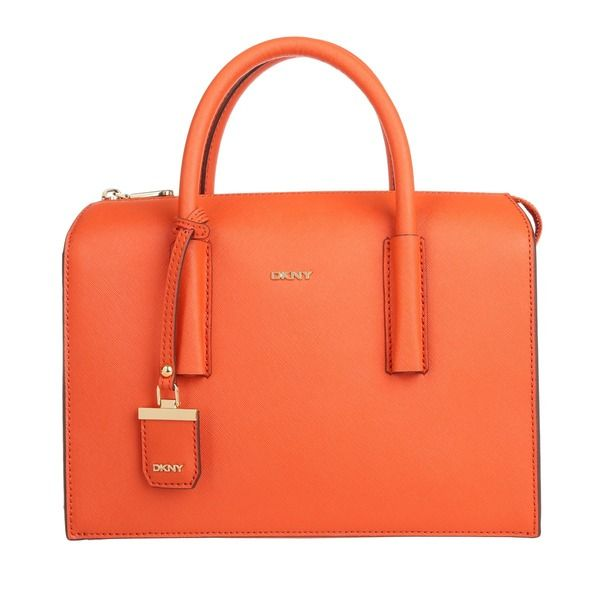 5f366069261be Dkny Tasche - Bryant Park Tote Orange - in orange - Henkeltasche für Damen  Innen  taupefarbenes Textil mit Logoeinwebung ein Hauptfach ein ...