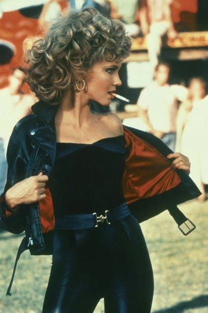 13 of the Most Iconic Movie Outfits of All Time is part of Pop culture halloween costume, Movies outfit, Iconic movies, Sandy grease, Grease costume, Sandy grease costume - Pop quiz Where were you when you first saw Julia Roberts in that red opera gown  And how badly did it make you want to run around Rodeo Drive screaming 'Big mistake! Huge!' It's never not a good time to revisit some of your favorite onscreen ensembles