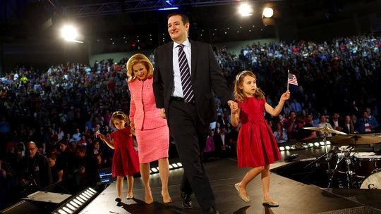 March 23, 2015: Senator Ted Cruz, Republican of Texas, formally announced his 2016 presidential bid on Monday, 03-23-15, at Liberty University in Lynchburg,  He is insular and resolute - misguided and irrelevant.
