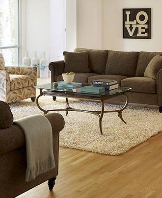 Jordyn Fabric Living Room Furniture Sets & Pieces - furniture ...