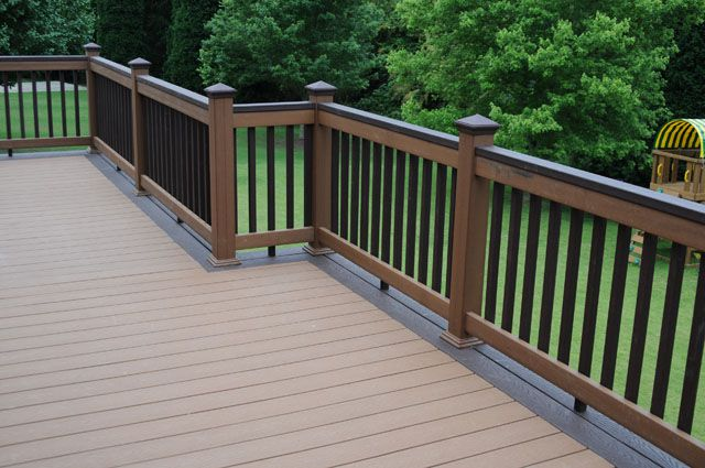 17 Best images about deck on Pinterest | Shelves, Railings and Deck railings