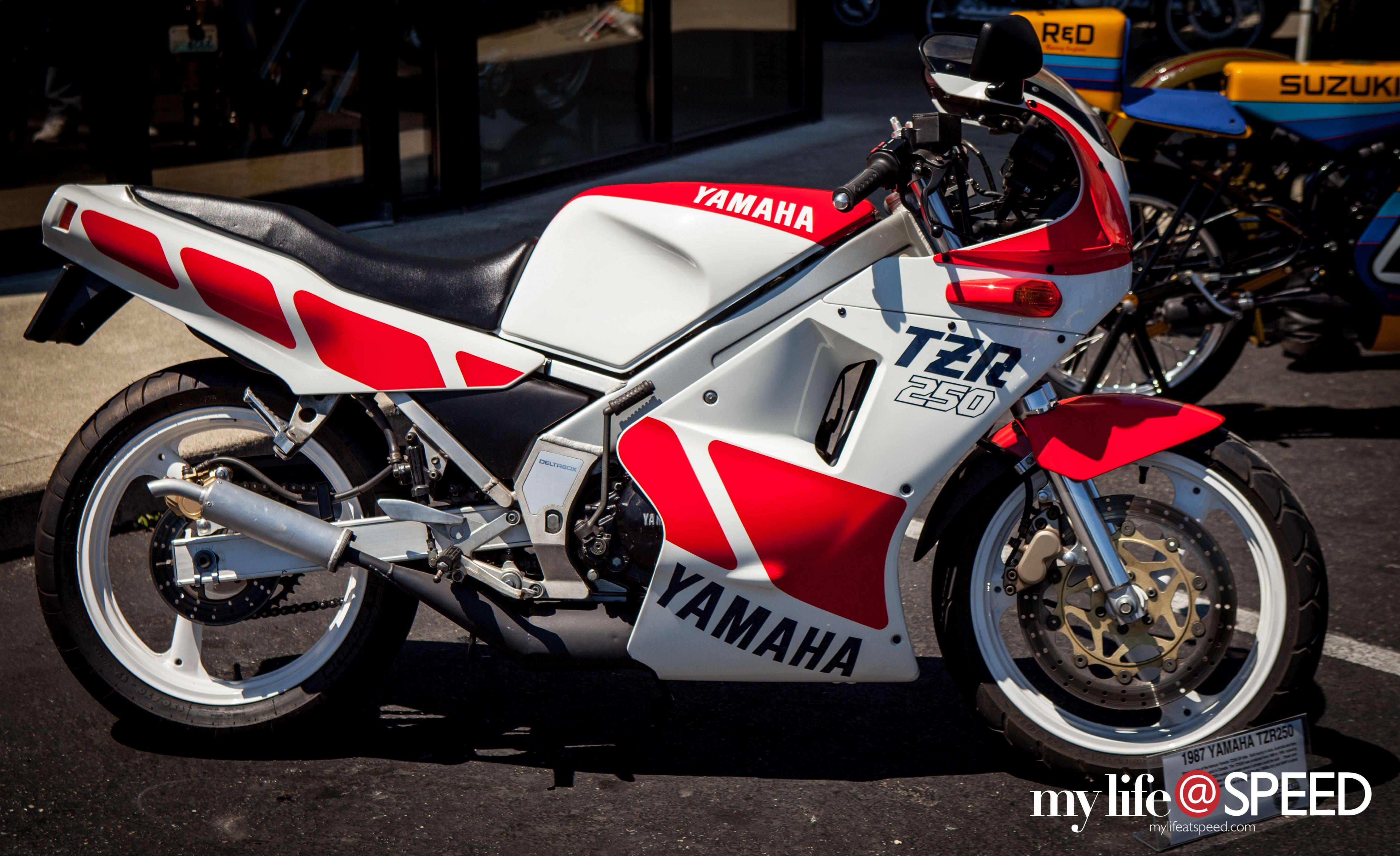Yamaha Rz 250 ??? Pinterest Cars