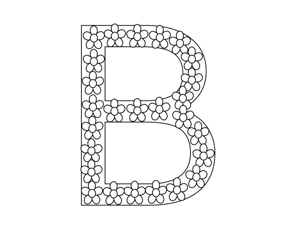 Best 10 Printable Letter B Coloring Pages Best 10 Printable Letter B Coloring Pages Toddlers Preschooler Lowercase Alphabet Coloring Pages Lettering Coloring Pages