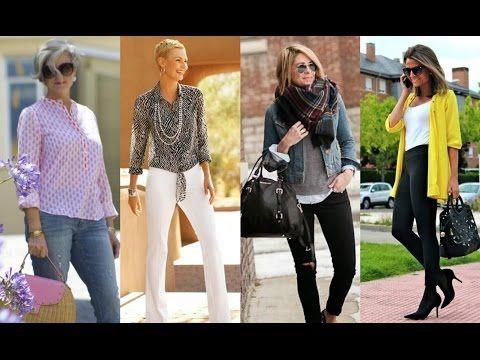 2a3d81dfd5 Moda para Mujeres de 40 AÑOS
