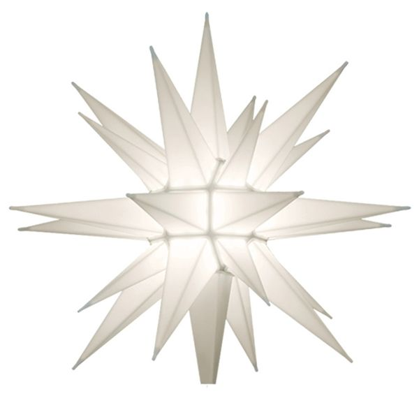 Shop Holiday Living 12 IN LED Holiday Star Tree Topper at Lowe's Canada.  Find our selection of christmas tree decorations & ornaments at the lowest  price ... - Shop Holiday Living 12 IN LED Holiday Star Tree Topper At Lowe's