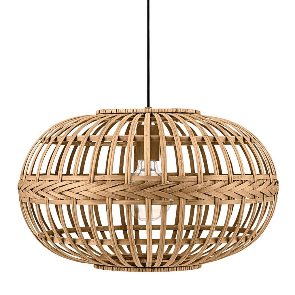 Eglo Hanglamp Amsfield Hanglamp Lampen Leenbakker Slaapkamer Hanglamp
