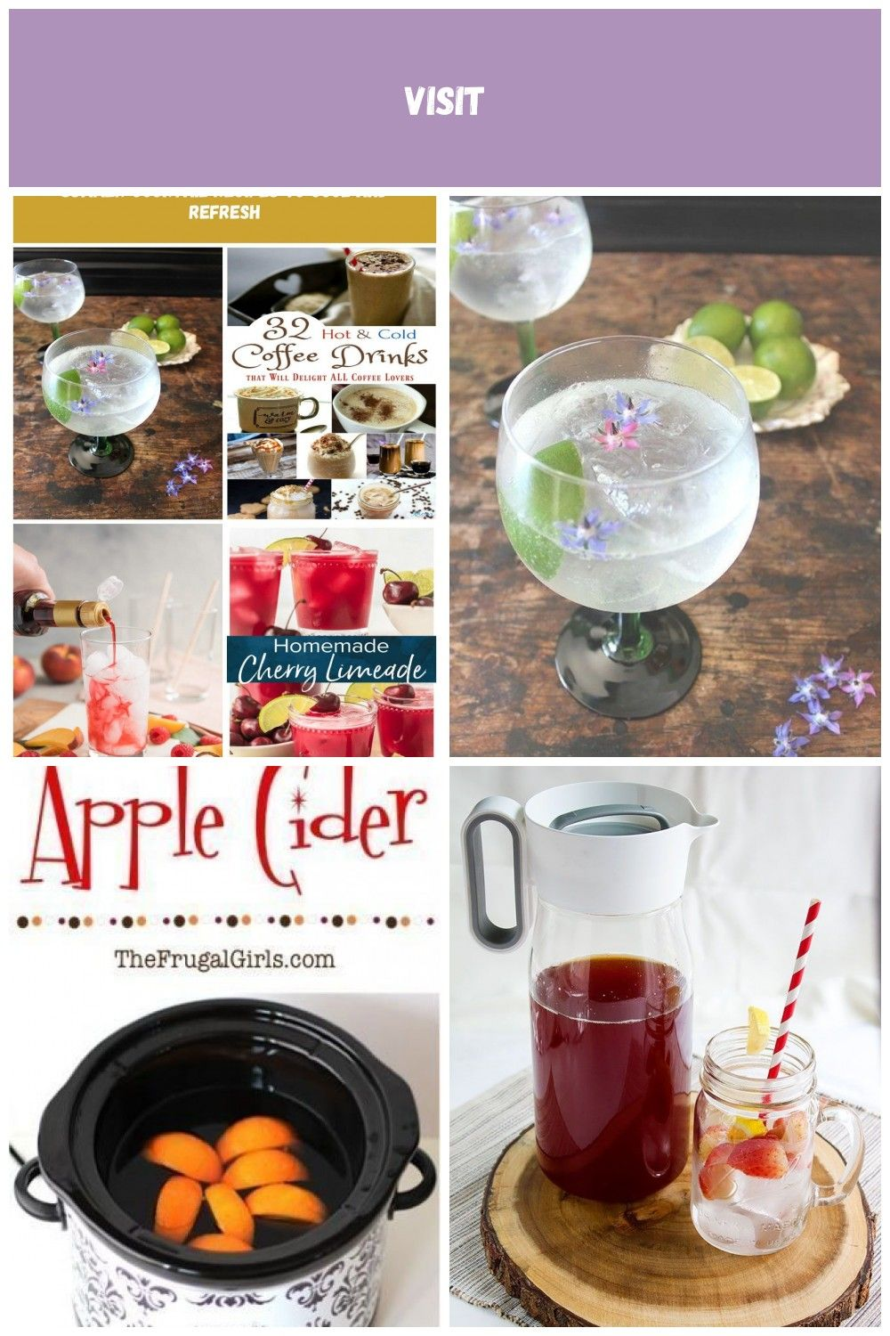 Classic Gin Rickey Cocktail recipe - refreshing summer drinks nonalcoholic, summer drinks nonalcoholic healthy, summer drinks nonalcoholic easy, fun summer drinks nonalcoholic drinks nonalcoholic Summer Cocktail Recipes to Cool and Refresh drink Nonalcoholic #nonalcoholicsummerdrinks