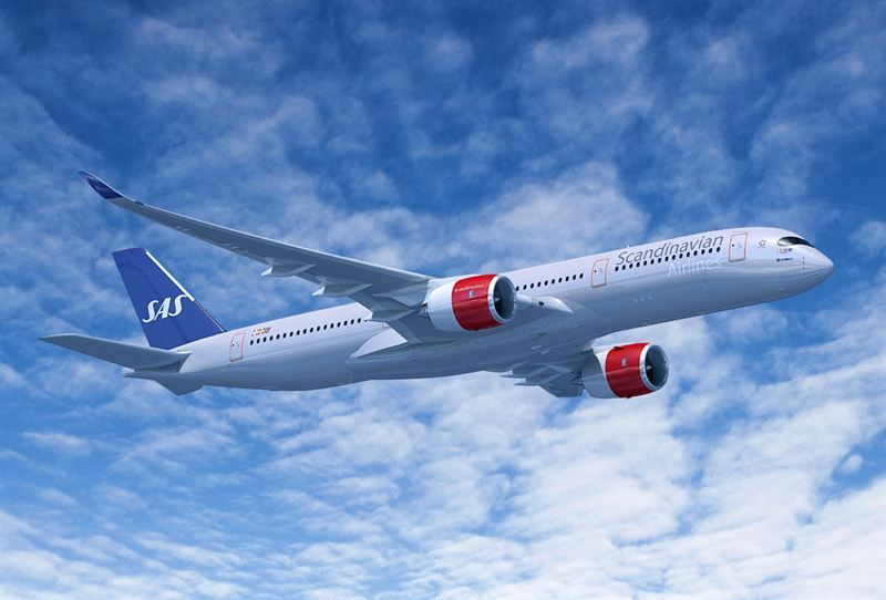 Sas Presents 6 New Destinations And 17 New Direct Routes Aviationnews Antalya Catania Cornwallnewquay Florence Scandinavian Airlines System Sas Airbus