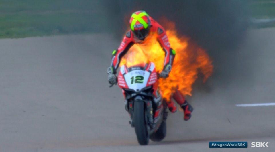 Sbk Ducati De Javier Forres Esturricada Motos Motos