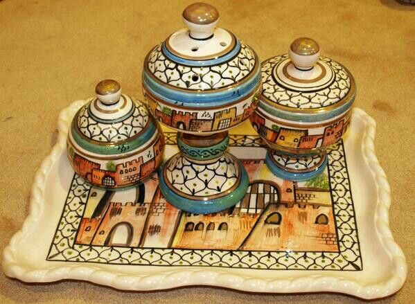 Pottery of Oman