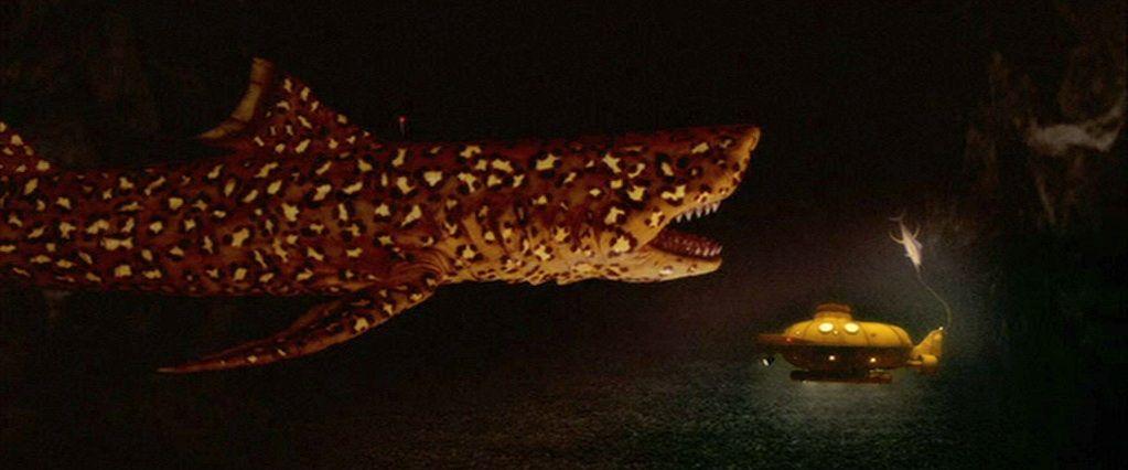 jaguar shark | wes anderson | life aquatic, wes anderson, shark