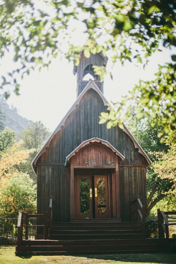 Woodsy Mountain California Wedding 030