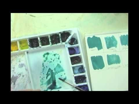 What Is Gum Arabic Used For In Watercolor Painting Art