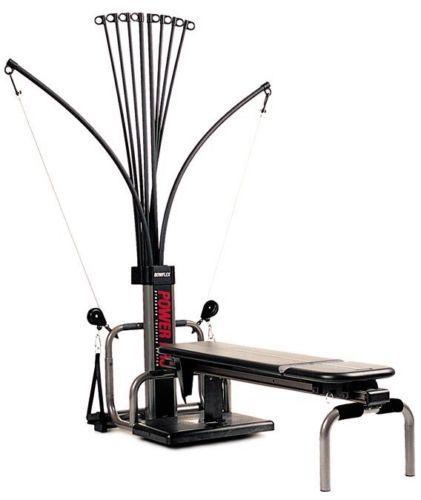 Bowflex Treadclimber Versions: Awesome Bowflex Power Pro Home Gym W/Leg Extension