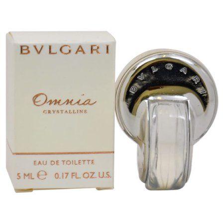 Bvlgari Omnia Crystalline Women's Eau de Toilette Splash