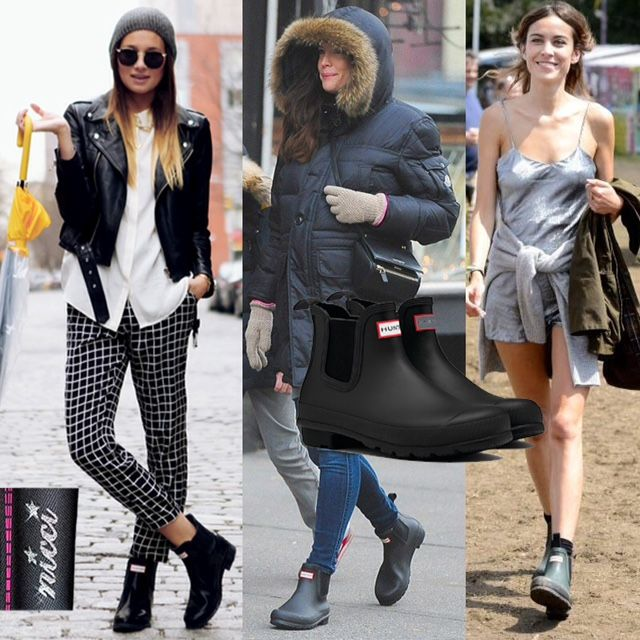 Magnificent NEW #Hunter boots now at
