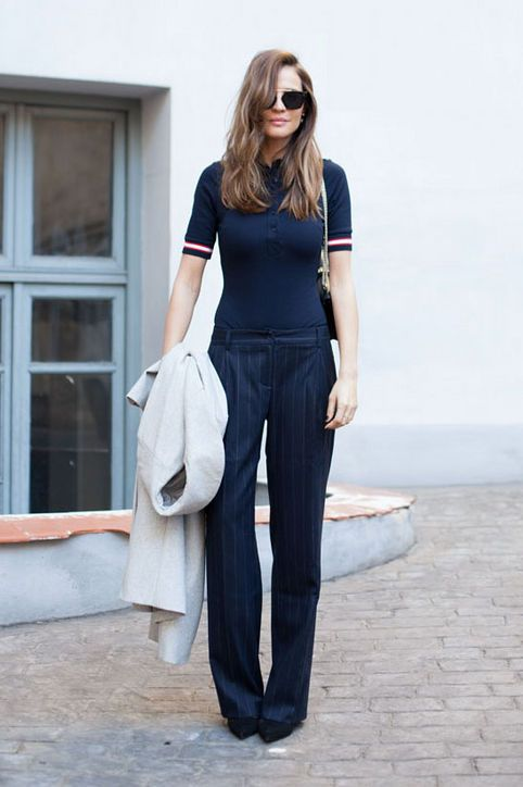 The Polo Shirt Is Back! 13 Ways to Style the Classic This Fall ...