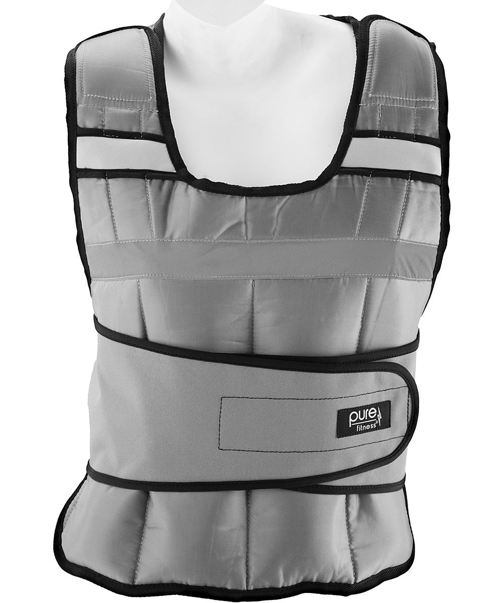 20Lb. Weighted Vest Weighted vest, Pure products