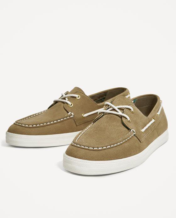 zara boat sko inexpensive 32e38 05275