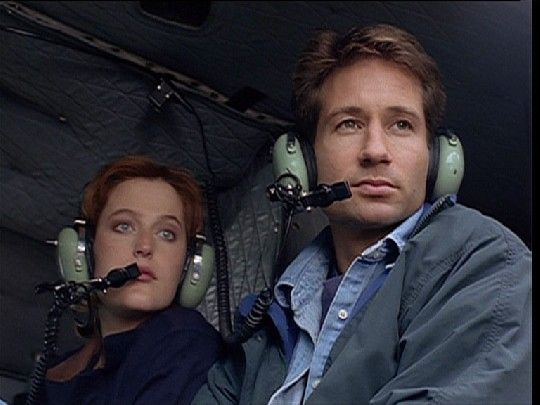 Showcaps: X-Files