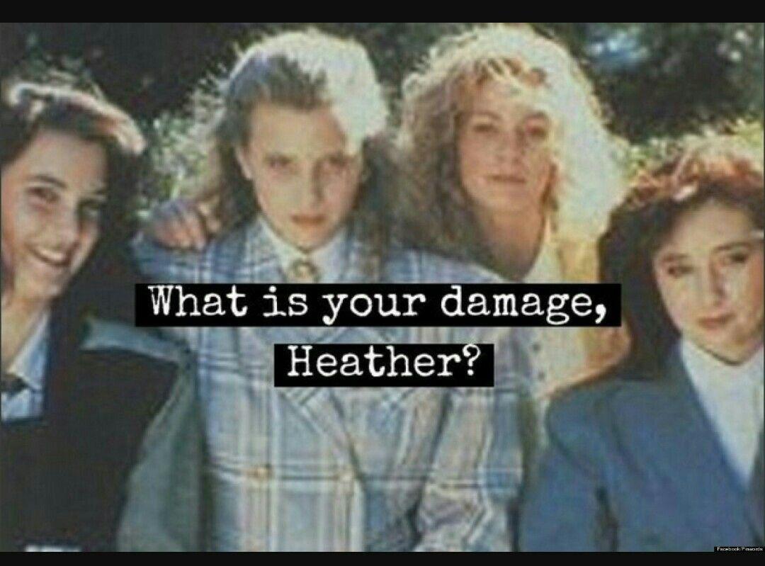 Heathers fandoms pinterest fandoms heathers kristyandbryce Gallery